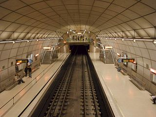 Moyua (Metro Bilbao)
