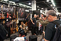 Bill Clements jams with a new friend - 2014 NAMM Show.jpg