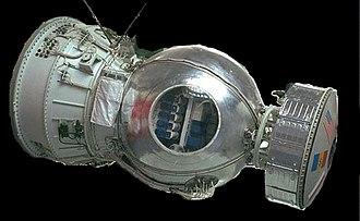 Kosmos 1667 - A Bion satellite