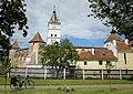 Biserica fortificată din Hărman - vedere de ansamblu.jpg