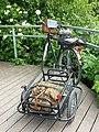 Black bicycle trailer 06.jpg