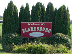 blakesburg city Blakesburg, Iowa