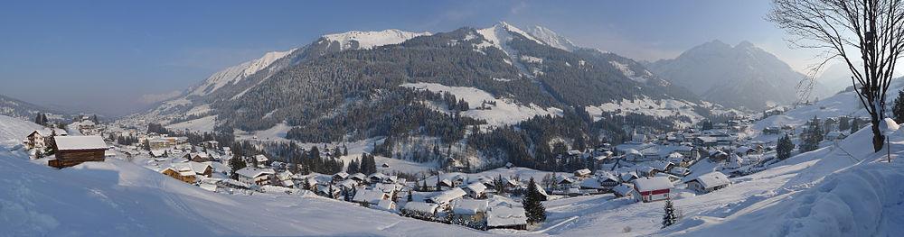 Hirschegg Gemeinde Mittelberg Wikipedia