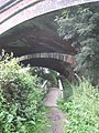Boardwalk under Moulsford railway bridge - geograph.org.uk - 950232.jpg