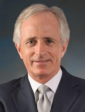 2012 United States Senate election in Tennessee - Image: Bob Corker official Senate photo (cropped)
