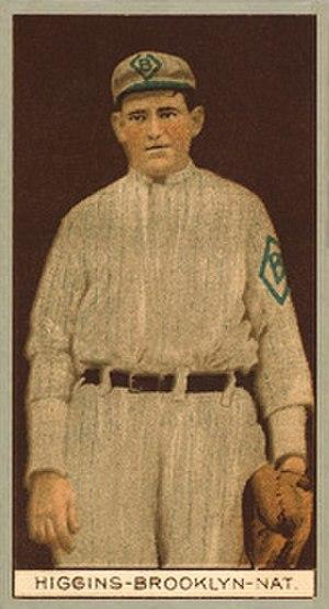 Bob Higgins (baseball) - Image: Bob Higgins (baseball)