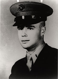 John P. Bobo United States Marine Corps Medal of Honor recipient
