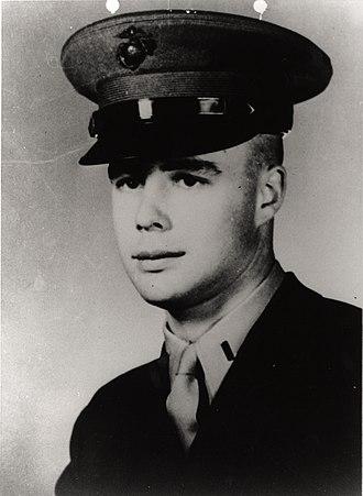 John P. Bobo - Image: Bobo JP USMC