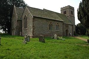 Bockleton - Image: Bockleton Church geograph.org.uk 463645
