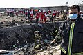 Boeing 737-800 crashed near Imam Khomeini international airport 2020-01-08 24.jpg
