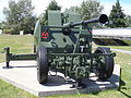Bofors 40mm, Pegasus Bridge, Normandy, France.JPG