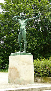 恩斯特·莫里茨盖勒德国雕塑家Ernst Moritz Geyger  (German, 1861–1941) - 文铮 - 柳州文铮