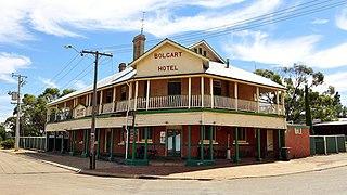 Bolgart, Western Australia Town in Western Australia