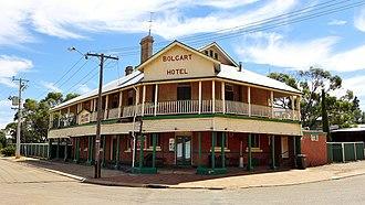 Bolgart, Western Australia - Bolgart Hotel, 2014
