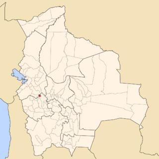 Tomas Barrón Province