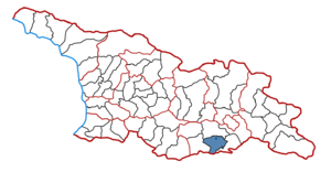 Bolnisi Municipality - Bolnisi District