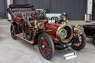 Delaunay-Belleville - A 1906 Delaunay-Belleville