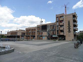 Bor, Serbia - Cultural center