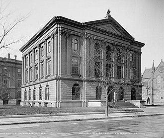 William G. Preston - New England Natural History Museum (1865)
