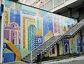 Botelho, Carlos, painel de azulejos, Av Infante Santo, Lisboa 2.jpg