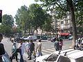 Boulevard de la chapelle (sortie du métro du côté nord) (censuré) 02.jpg