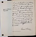Bourget - Ernest Renan, 1883 autographe.jpg