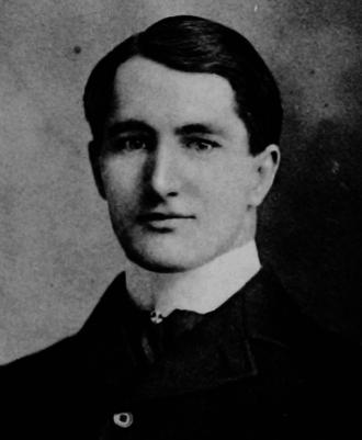 L. W. Boynton - Boynton pictured in The Class Book 1900, Cornell University
