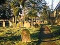 Brackenfield Churchyard - geograph.org.uk - 310532.jpg