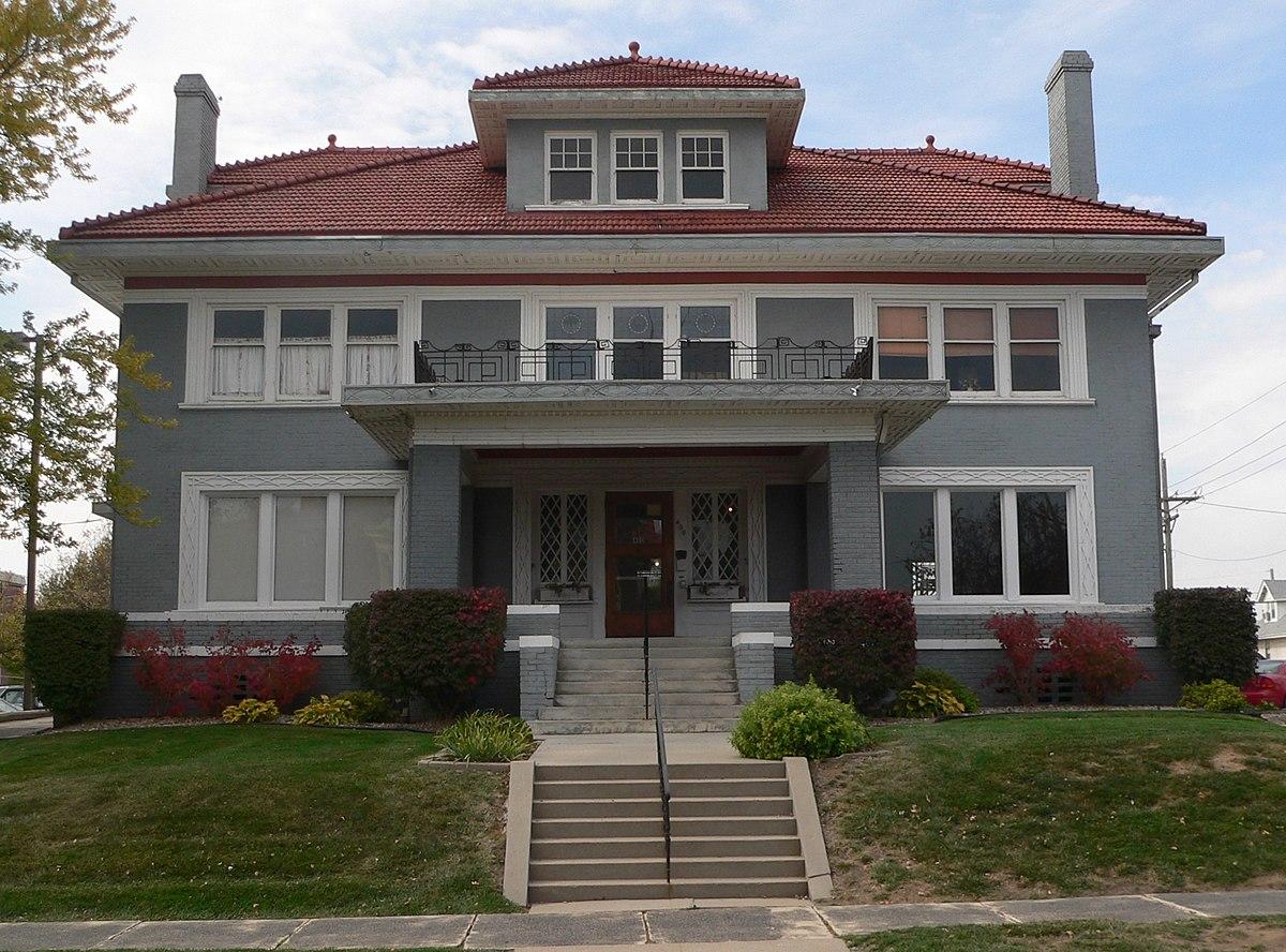 The Wholesale House >> Bradford–Pettis House - Wikipedia