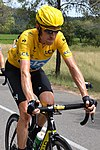 Bradley Wiggins at the 2012 Tour de France