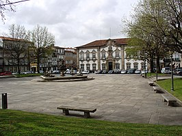 Praça do Município (Braga)