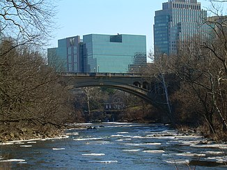 Brandywine River in Wilmington