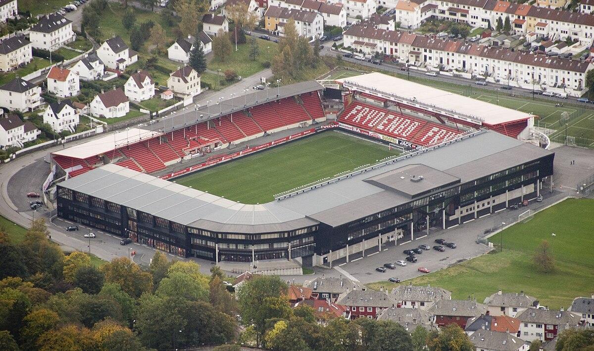 kart over brann stadion Brann Stadion – Wikipedia kart over brann stadion