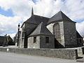 Brasparts (29) Enclos paroissial Église Extérieur 09.JPG