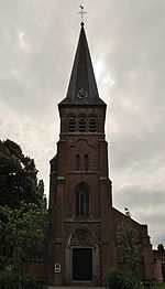 Breedhout (Halle, Belgium) - Church of the Sacred Heart.jpg