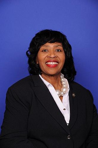 Brenda Jones (politician) - Image: Brendajones