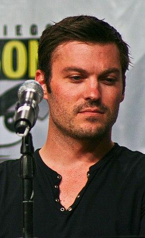 Brian Austin Green - Green in February 2008