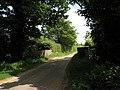 Bridge, Beck Lane, Tuttington - geograph.org.uk - 455384.jpg