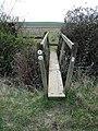 Bridge across a ditch - geograph.org.uk - 397620.jpg