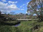Bridge across the Murrumbidgee River, Tantangara, NSW.JPG