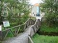 Bridge in a Nature Reserve - geograph.org.uk - 811262.jpg