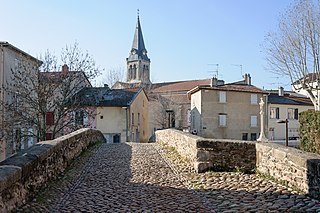 Brignais Commune in Auvergne-Rhône-Alpes, France