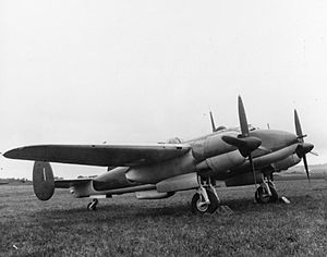 Bristol Buckingham at RAF Boscombe Down c1945.jpg