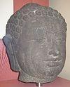 British Museum Borobudur Buddha head.jpg