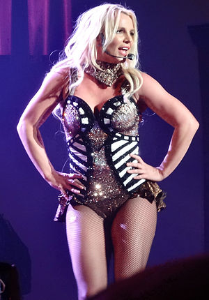 Britney Spears - Spears performing during her Las Vegas concert residency, Britney: Piece of Me, in January 2014