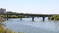 Broadway Bridge and South Saskatchewan River, Saskatoon (505716) (26106537356).jpg