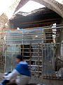 Broken - door - Bazaar of Nishapur 2.JPG