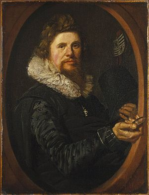 Frans Hals catalog raisonné, 1974 - Image: Brooklyn Museum Portrait of a Man Frans Hals