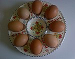 Brown eggs in a deviled egg plate.jpg