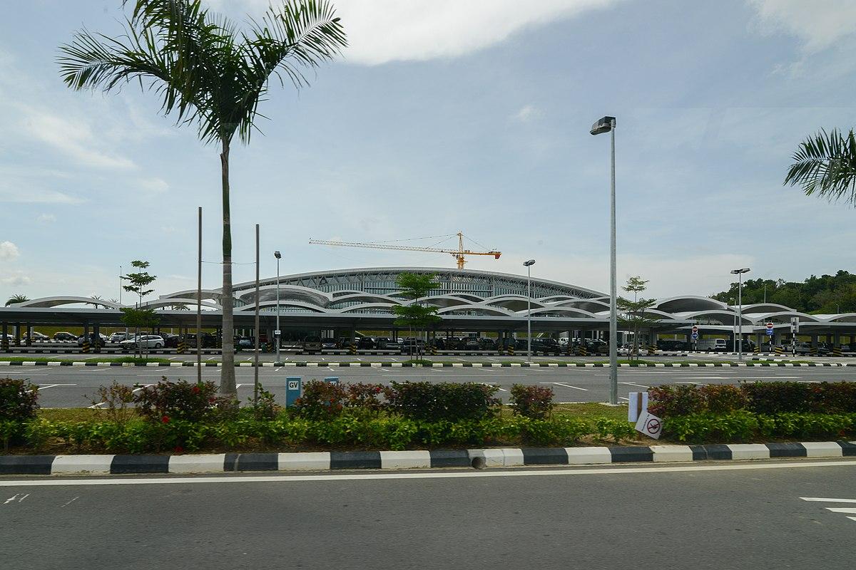 Bandar Udara Internasional Brunei - Wikipedia bahasa